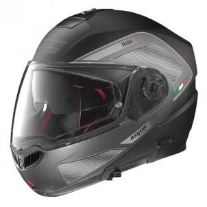 Motociklininko šalmas Nolan N104 Absolute Tech N-Com Motociklininkų šalmai