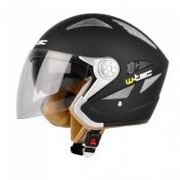 Motociklininko šalmas W-TEC V529, Spalva Juoda and Grafika, Dydis XL (61-62) Ķiveres