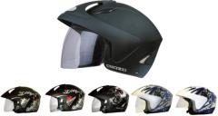 Motociklininko šalmas WORKER V520 Motociklininkų šalmai