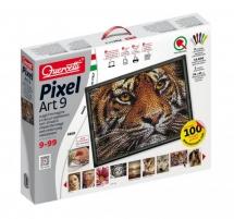 Mozaika 0809 Quercetti Pixel Art 9 Lavinimo žaislai
