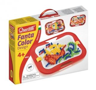 Mozaika Puzzle Quercetti 0902 Fanta Color no 3g. Dėlionės vaikams