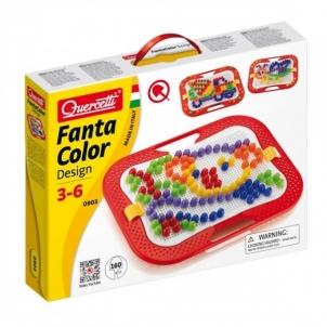 Mozaika Puzzle Quercetti 0903 Fanta Color no 3g. Dėlionės vaikams