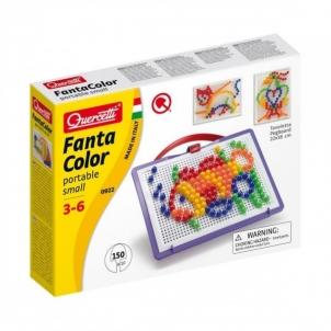 Mozaika Puzzle Quercetti 0922 Fanta Color no 3g. Dėlionės vaikams
