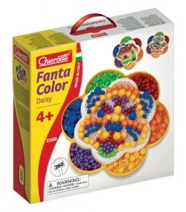 Mozaika Puzzle Quercetti 2100 Fanta Color no 4g. Головоломки для детей
