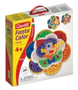 Mozaika Puzzle Quercetti 2115 Fanta Color no 4g. Atjautības kids