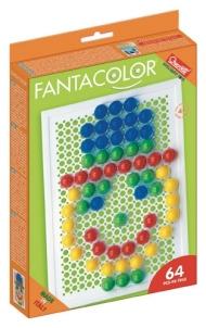Mozaika Puzzle Quercetti 2125 Fanta Color no 3g.