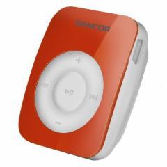 MP3 grotuvas Sencor SFP 1360 RD 4GB, Raudonas MP3 grotuvai, ausinukai