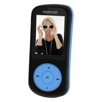 MP3/MP4 grotuvas Sencor SFP 5870 BBU 8GB MP3 grotuvai, ausinukai