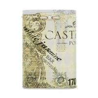 Muilas Castelbel Luxury fine soap in tin box White Jasmine 170 g Muilas