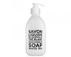 Muilas Compagnie de Provence Liquid Marseille Soap White Tea (Liquid Soap) - 300 ml Muilas