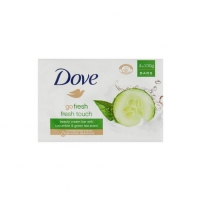 Muilas Dove Go Fresh Fresh Touch (Beauty Cream Bar) 4 x 100 g Мыло
