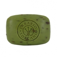 Muilas Erbario Toscano Exfoliating soap with olive oil Olives (Vegetable Soap) 140 g Muilas