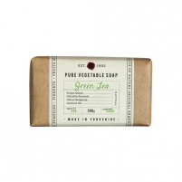 Muilas Fikkerts Hydrating Plant Soap Green Tea ( Pure Vegetable Soap) 200 g Ziepes