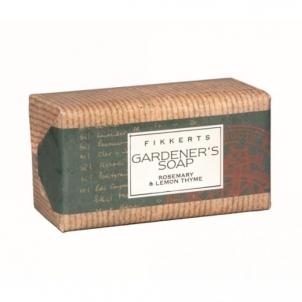 Muilas Fikkerts Peeling Soap (Exfoliating Rosemary & Lemon Thyme Soap) 85 g Muilas