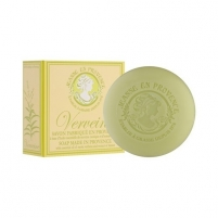 Muilas Jeanne En Provence Luxurious Hydration Soap Verbena and Lemon (Soap Made In Provence With Essential Oil Of Exotic Verbena And Extract Of Lemon) 100 g Muilas