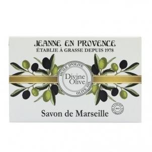 Muilas Jeanne En Provence Luxury solid soap Oliva 200 g Muilas