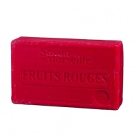 Muilas Le Chatelard Luxury French Natural Soap Red Fruit 100 g Muilas