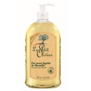 Muilas Le Petit Olivier Marseilles natural liquid soap with olive oil Natura l ( Pure Liquid Soap) 750 ml Muilas