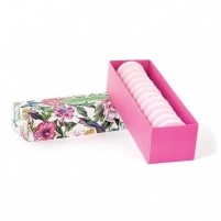 Muilas Michel Design Works Gift set of 12 luxury Peony soaps Muilas