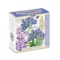 Muilas Michel Design Works Luxury Soap Purple Bouquet ( Purple Bouquet A Little Soap) 100 g Muilas