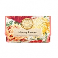 Muilas Michel Design Works Moisturizing Cream Morning Blossoms (Shea Butter Soap) 246 g Muilas