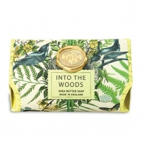 Muilas Michel Design Works Moisturizing Cream Soap Into The Woods (Shea Butter Soap) 246 g Muilas