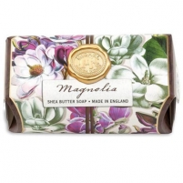 Muilas Michel Design Works Moisturizing Cream Soap Magnolia (Shea Butter Soap) 246 g Muilas