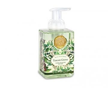Muilas Michel Design Works Moisturizing foaming liquid hand soap Tuscan Grove (Shea Butter Hand Soap) 530 ml Muilas