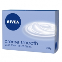 Muilas Nivea Cream soap caring Creme Smooth 100 g Soap
