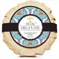 Muilas Oli-Oly Luxury soap on the body with argan oil 99 g Muilas