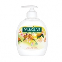 Muilas Palmolive Nourishing liquid soap with extracts of almond Natura l s (Delicate Care With Almond Milk) - 300 ml Muilas