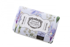 Muilas Panier des Sens Extra fine natural soap with Iris and Anděl (Extra Gentle Soap) 200 g Muilas