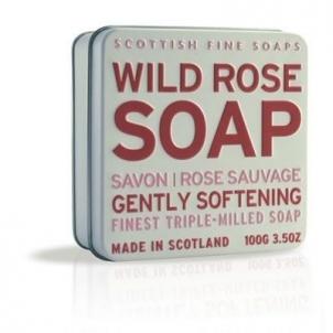 Muilas Scottish Fine Soaps Divoká růže 100 g Muilas