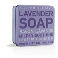 Muilas Scottish Fine Soaps Levandule 100 g Ziepes