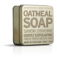 Muilas Scottish Fine Soaps Oves 100 g Ziepes