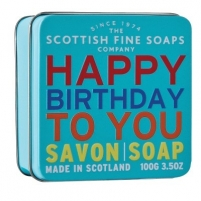 Muilas Scottish Fine Soaps Soap in Sheet All the best 100 g Muilas