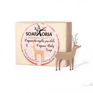 Muilas Soaphoria Organic soap for children Baby phoria (Organic Baby Soap) 115 g Muilas