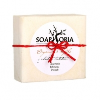 Muilas Soaphoria Organic soap for psoriasis, eczema and problematic skin with your own tincture 150 g Muilas