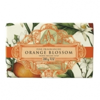 Muilas Somerset Toiletry Luxurious soap in decorative paper (Orange Blossom Triple Milled Soap) 200 g Muilas
