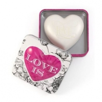 Muilas Somerset Toiletry Luxurious solid soap-shaped Love Love (Soap) 150 g Muilas