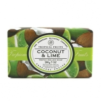 Muilas Somerset Toiletry Luxury (Coconut & Lime Triple Milled Soap) 500g Muilas