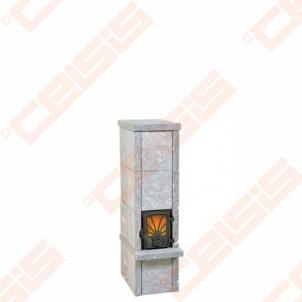 Muilo akmens krosnis NORSK KLEBER TOVE 3 Židiniai, pirties krosnelės