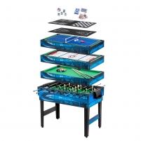 Multifunkcinis žaidimų stalas Worker 10in1 Kiti žaidimai