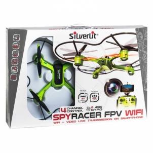 Multikopteris SPY RACER FPV WIFI Multikopteriai, dronai