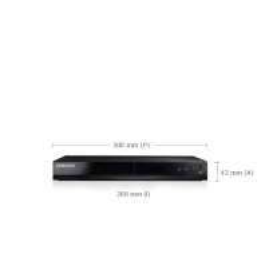 Multimedia grotuvas DVD-E360/EN Video players