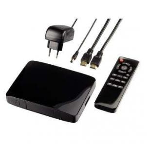 Multimedia grotuvas HAMA INTERNET TV BOX II Video players