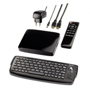Multimedia grotuvas HAMA TV Goes Online Bundle Internet TV Video players