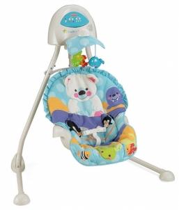 Muzikinės supynės FISHER-PRICE T2535 Kitos prekės kūdikiams