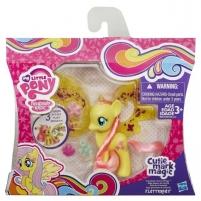 My Little Pony B0670 / B0358 Žaislas ponis Fluttershy su stebuklingais sparnais