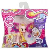 My Little Pony B0672 / B0358 Игрушка Пони Honey Rays с волшебными крыльями